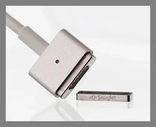 An enhanced MagSafe adapter