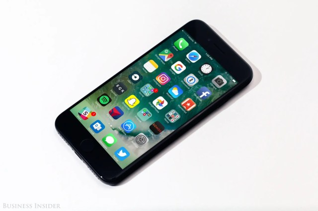 4. iPhone 7