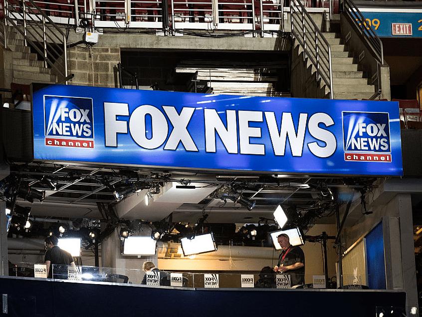 Image result for photos of Fox News reporter Bryan Llenas and john garafola