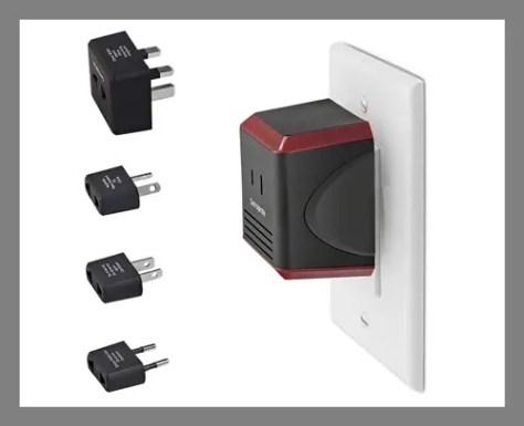 A voltage converter