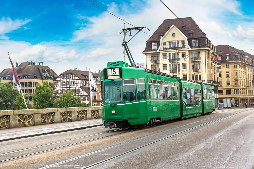 Zurich isn't the only place in the country that doesn't require a car. Pretty much everywhere in Switzerland is easily accessible via the country's pristine, efficient, and comfortable public transportation system.