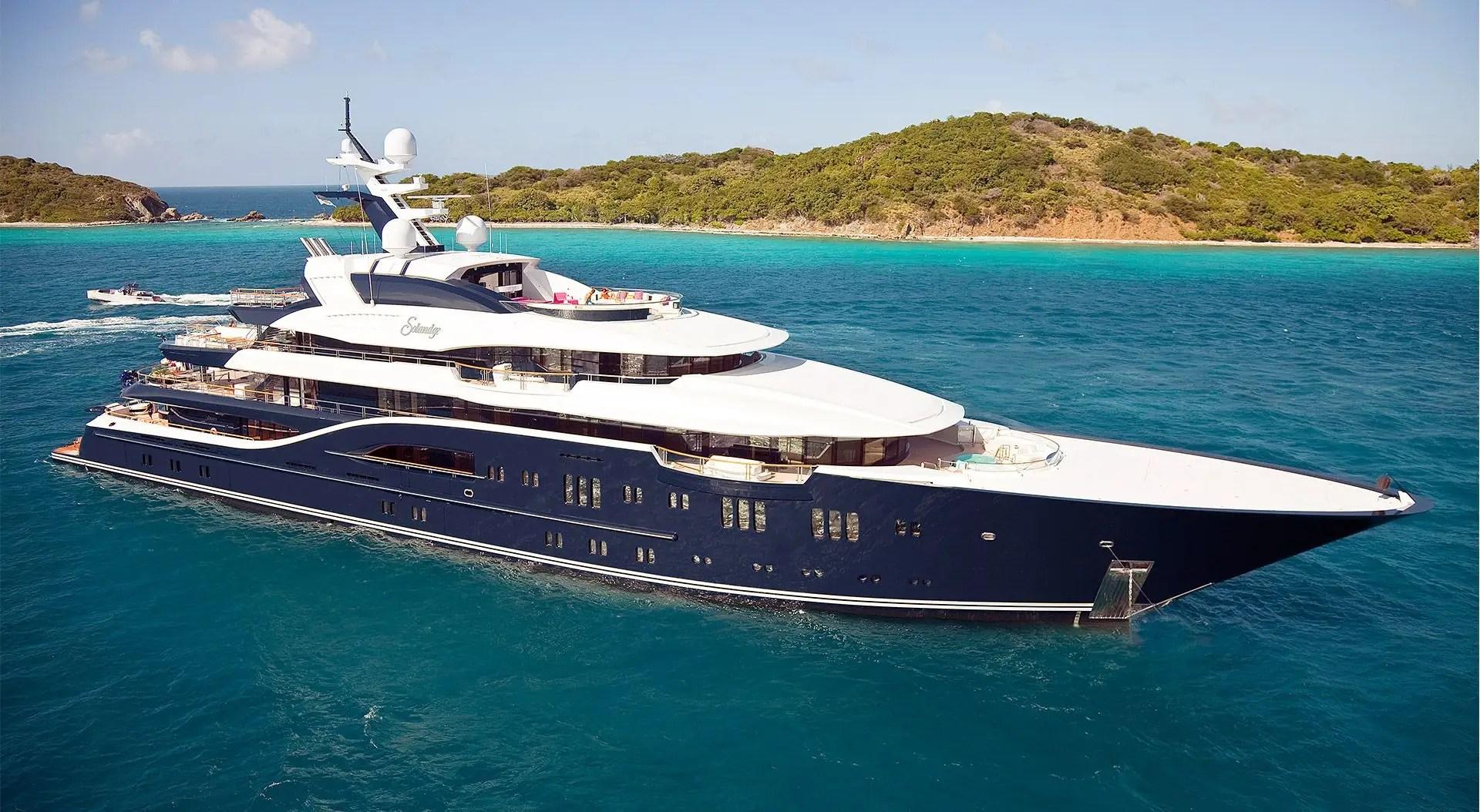 Lurssen Superyacht Solandge Sold Biggest Deal Of 2017
