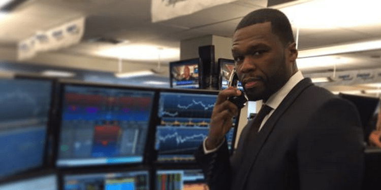 Mystery Trader 50 Cent Can T Stop Betting On A Stock