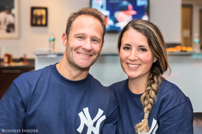 Grace and Lace founders Rick and Melissa Hinnant learned how to expand their team.