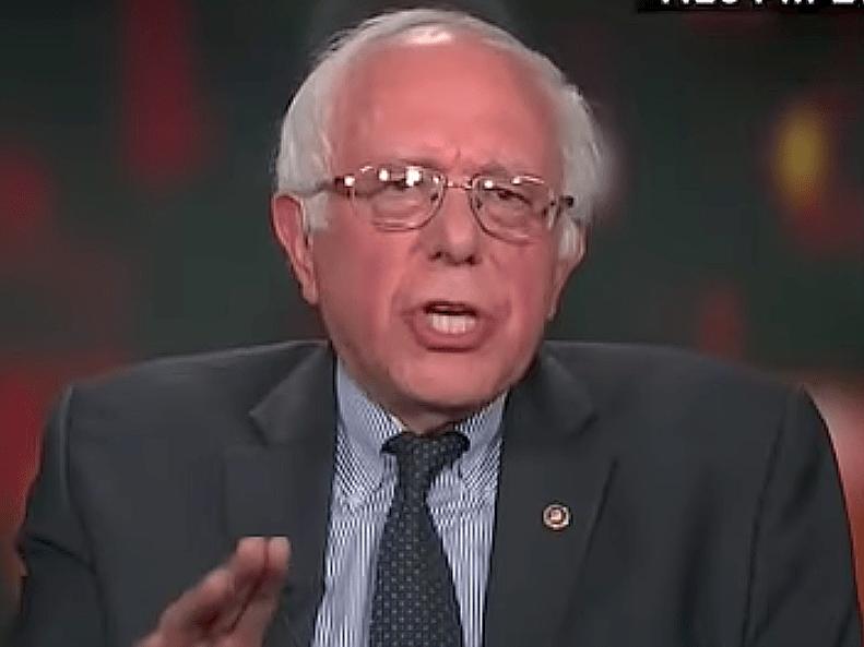 Bernie Sanders CNN