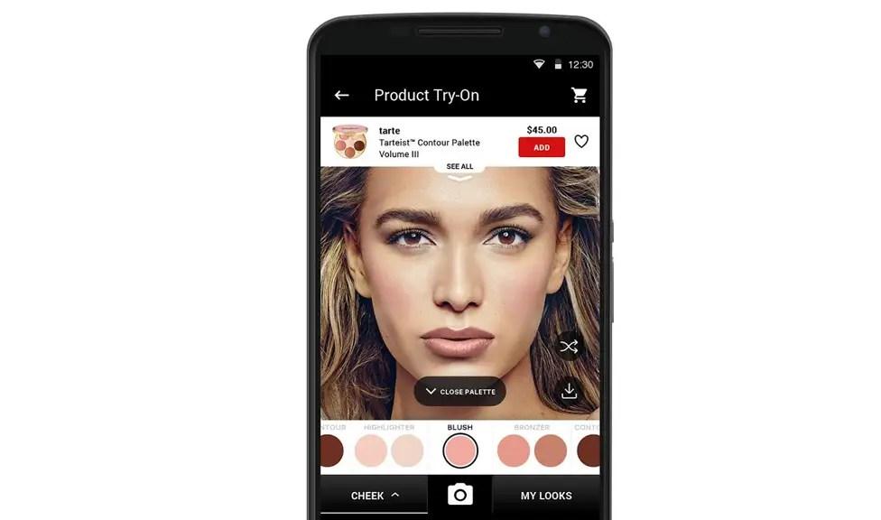 Sephora Makeup App