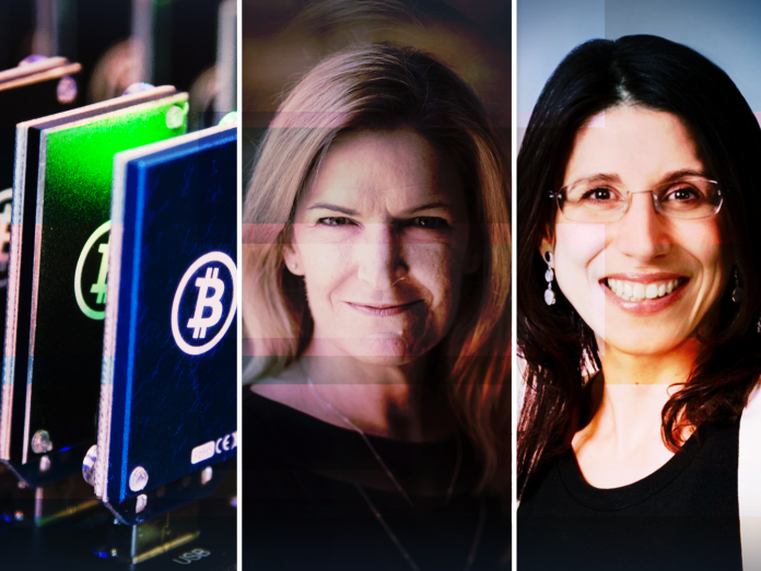 The Bottom Line: Bitcoin after the split and Julia Coronado The Bottom Line: Bitcoin after the split and Julia Coronado the bottom line warning shots for stocks and a look at bitcoin after the split