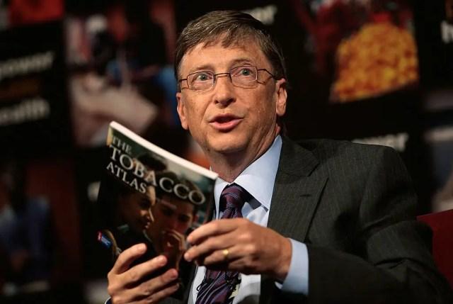 Bill Gates book