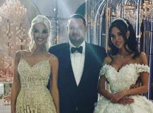 Inside the wedding of Russian billionaire Aleksey ...