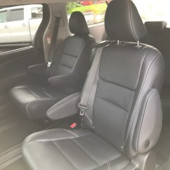 Toyota Sienna Captains Chairs Removal Replacement For Boats Minivan Review Pictures Business Insider