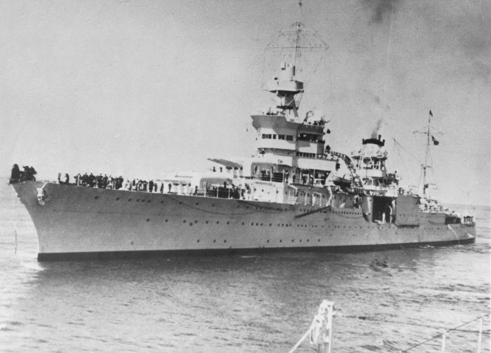 uss indianapolis Researchers find wreckage of WWII-era USS Indianapolis Researchers find wreckage of WWII-era USS Indianapolis ap98051901168