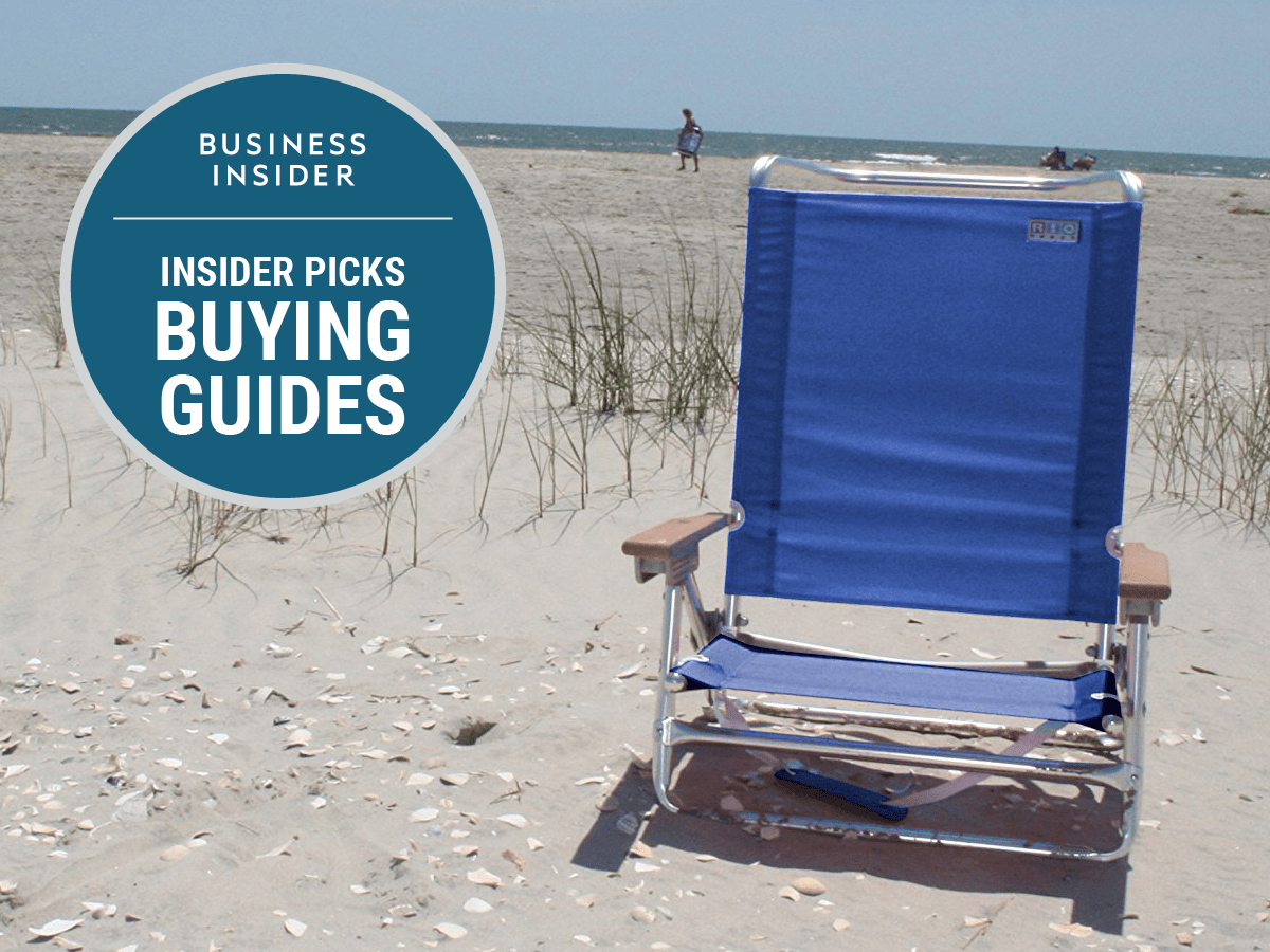 best inexpensive beach chairs steel chair manufacturers in chennai the you can buy business insider