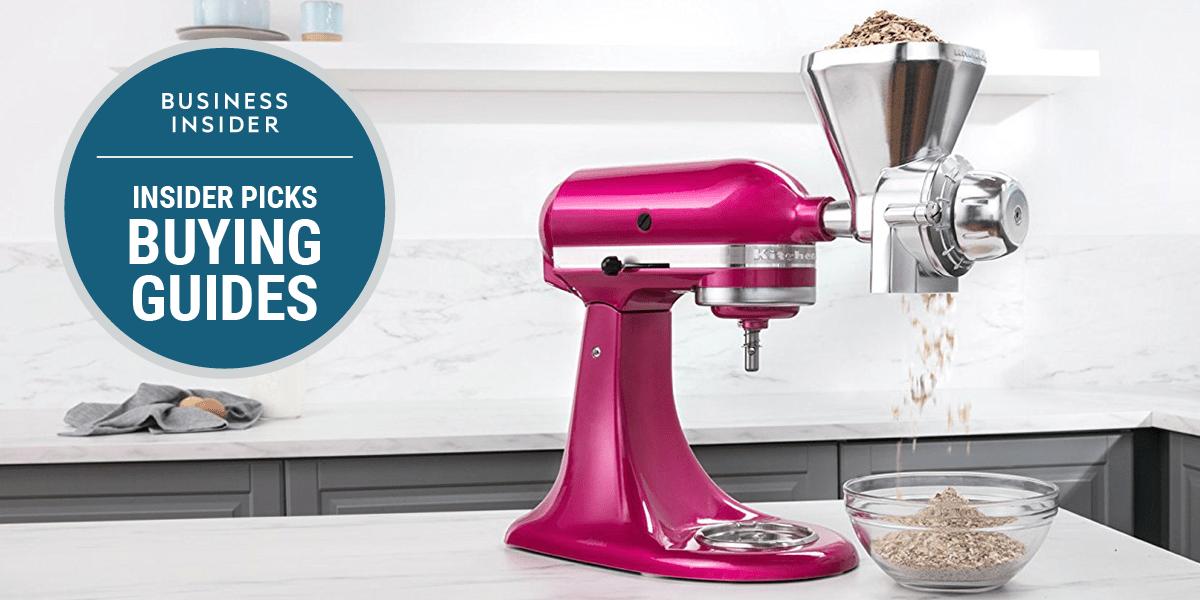 The Best KitchenAid Attachments You Can Buy Business Insider
