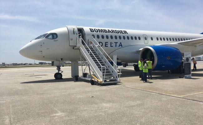 Bombardier C Series Jet May Cause A Trade War Between Us