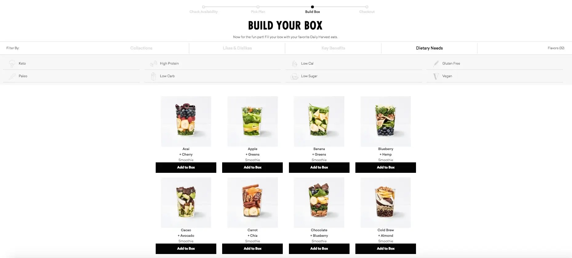 Daily Harvest, a frozen food startup, solved virtually all