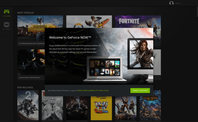 Nvidia Geforce Now App Lets You Play Incredible Pc Games