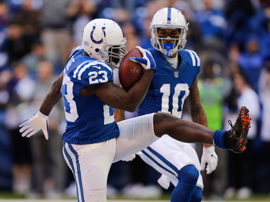 27. Indianapolis Colts