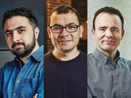 DeepMind founders