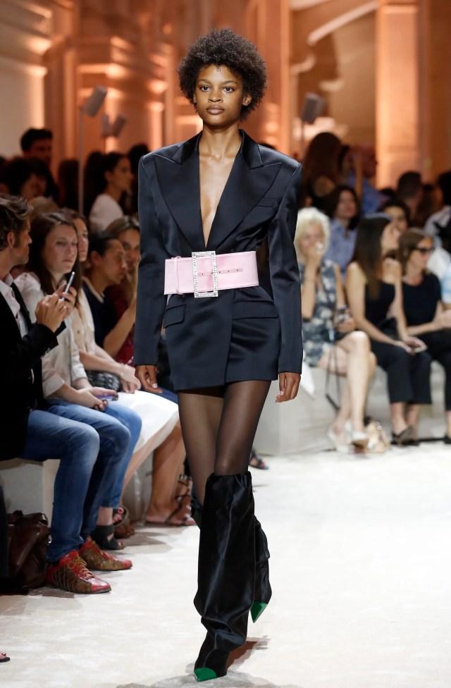 Fashion Show Alexandre Vauthier