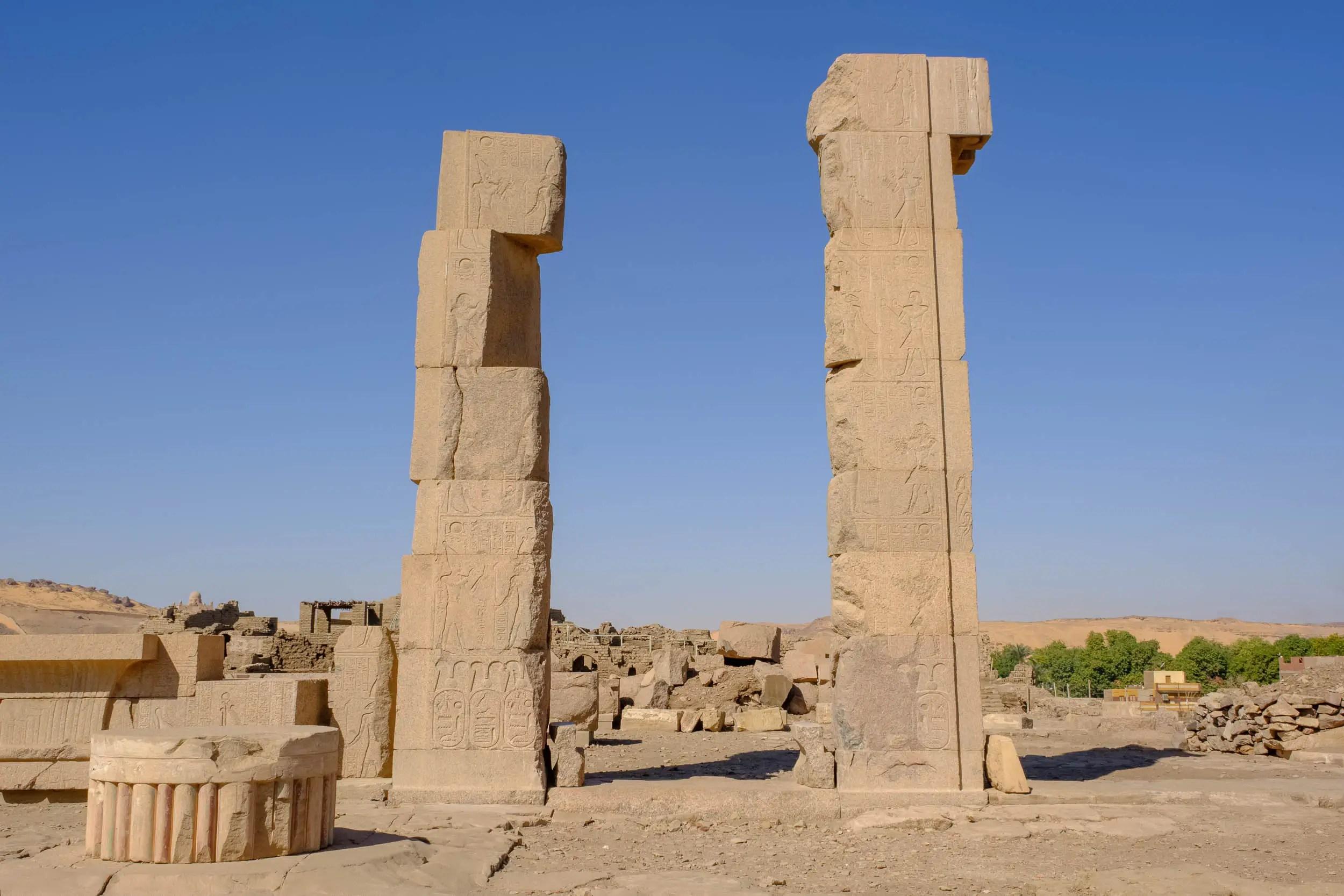 Egypt Travel Tip Visit Ancient Ruins On Elephantine