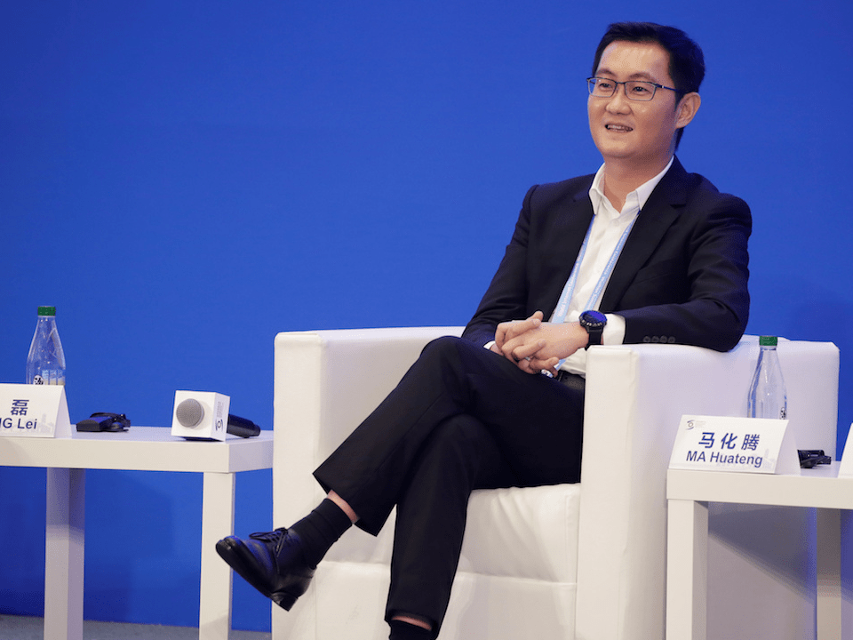 Meet Pony Ma, the billionaire tech CEO who is neck-and-neck with Jack Ma to be China's richest man