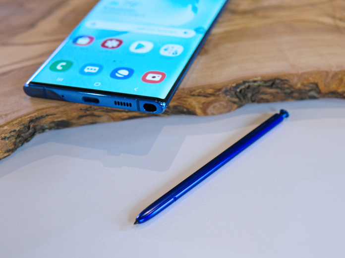 Samsung just announced 2 new Galaxy Note 10 smartphones, and one of them is smaller than the very first Galaxy Note from 2011