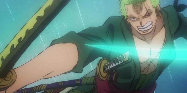 One piece episode 954 diambil dari pertemuan penuh aksi antara zoro dan gyukimaru. One Piece 5 Future Swords Of Roronoa Zoro 5 He Will Never Wield