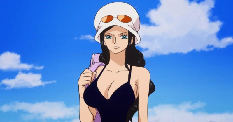 One Piece: 5 Nico Robin Costumes We Loved (And 5 She Should Never ...