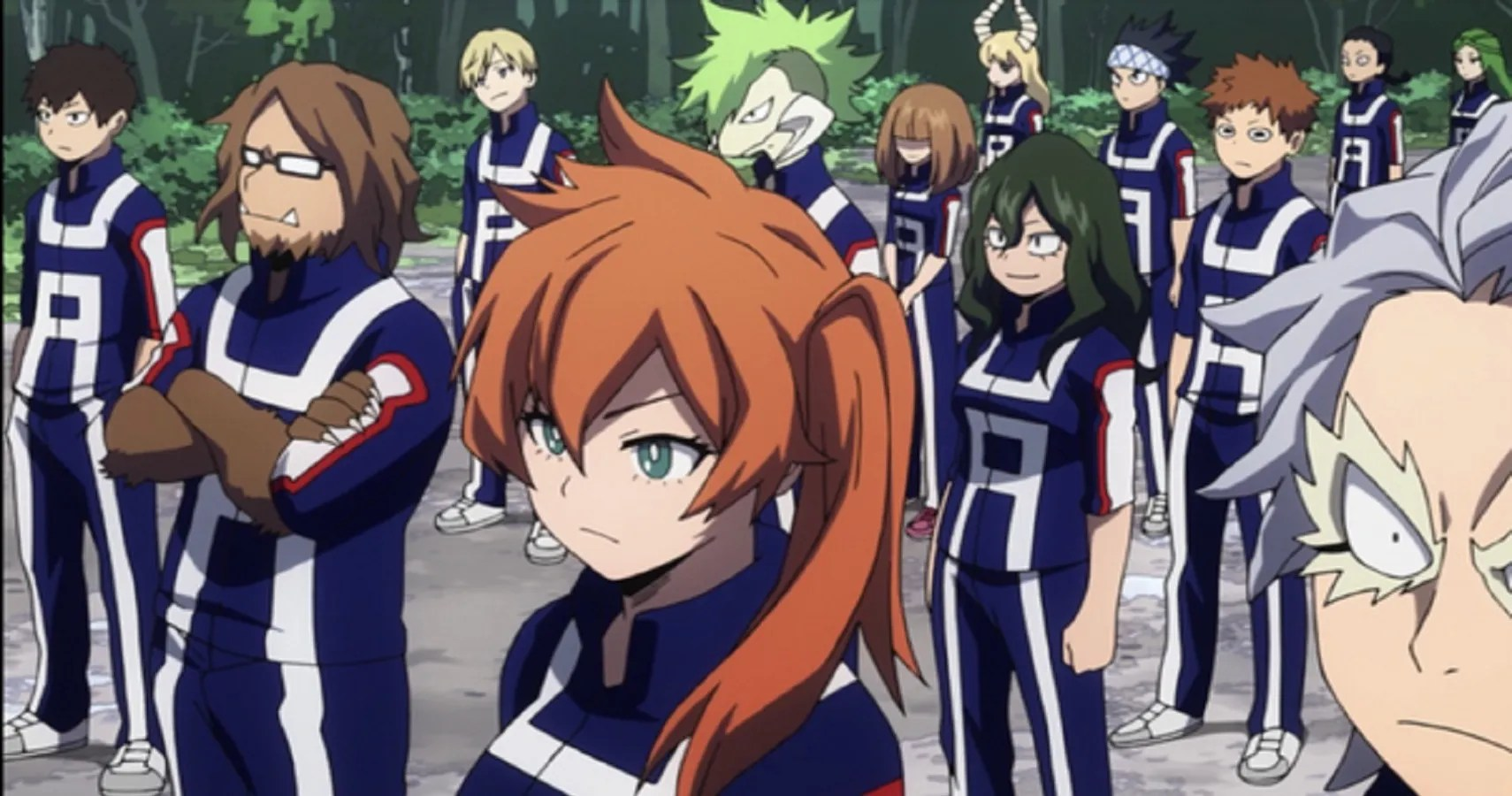 My Hero Academia 5 Quirks From Class 1 B That Are Amazing