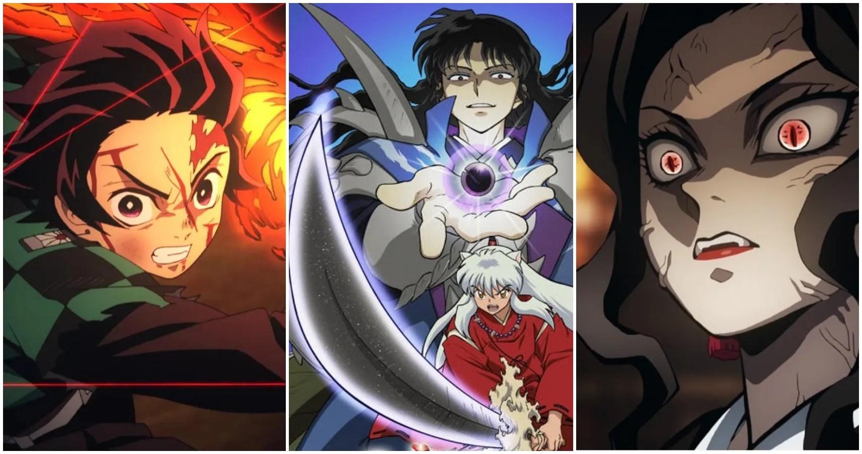 Demon slayer, kimetsu no yaiba, fire hashira demon slayer, slayer anime, anime. Demon Slayer: 5 Famous Manga That Influenced It (& 5 That ...