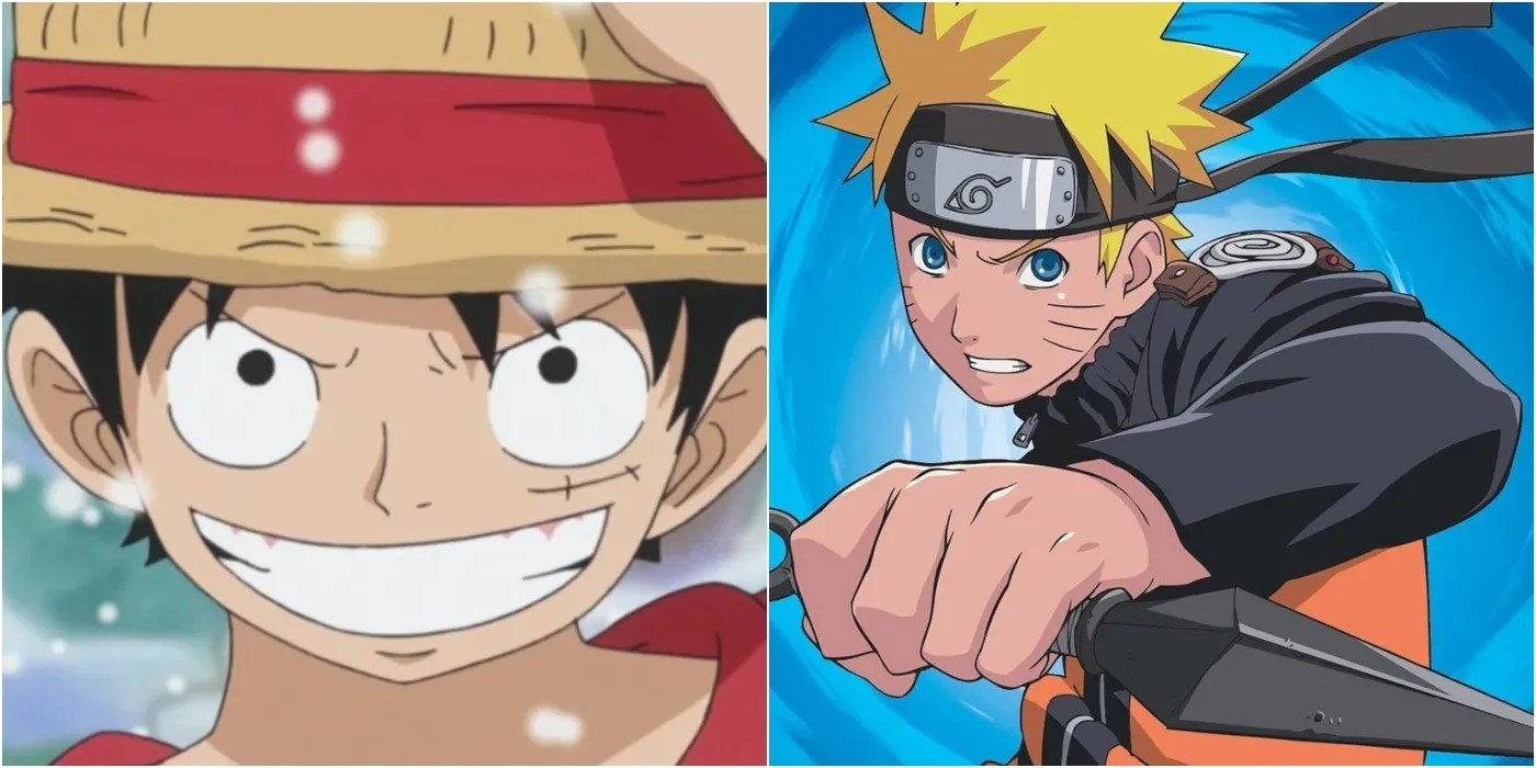 Video about naruto vs luffy 3.0 Luffy Vs Naruto Who Is The Best Shonen Protagonist Cbr