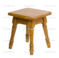 Small wooden chair  Stock Photo  Iryna_Rasko #1464888