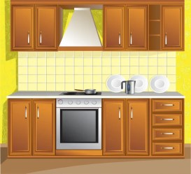 ᐈ Cartoon kitchen cabinets stock images Royalty Free kitchen cabinets vectors download on Depositphotos®