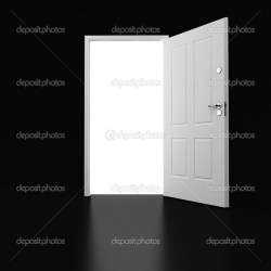 open door background 3d plus google depositphotos