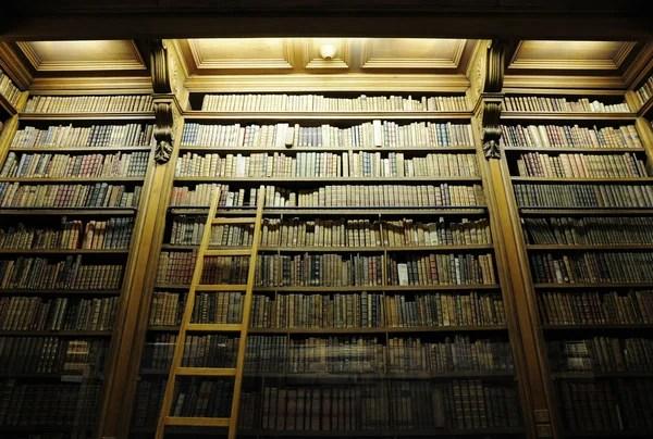 ancienne bibliotheque images libres de