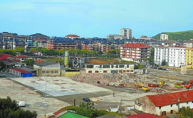 Construirán 60 viviendas de alquiler para jóvenes en Zarautz