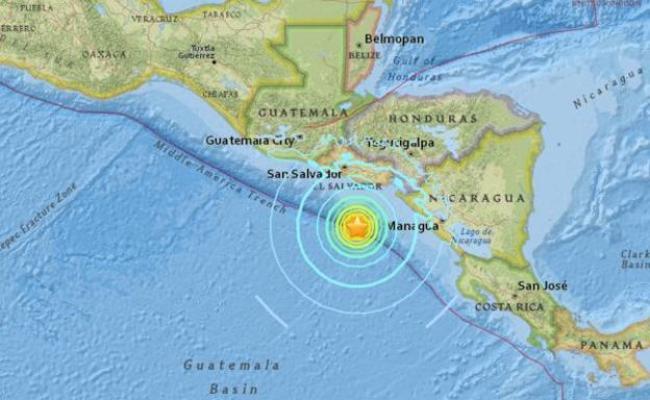 Un Terremoto De Magnitud 6 8 Provoca Una Alerta De Tsunami