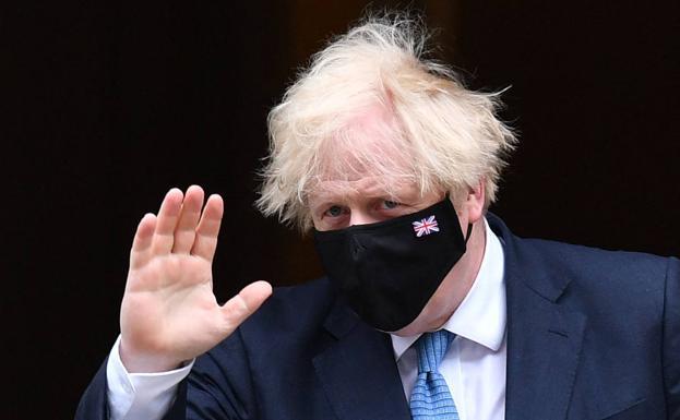Boris Johnson, British Prime Minister.