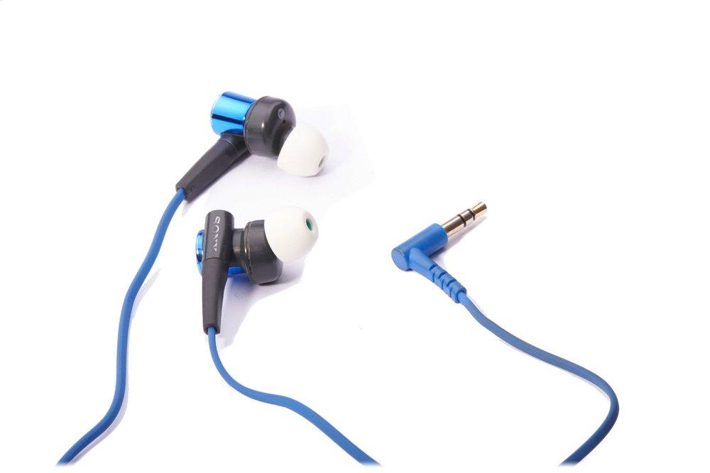 medium resolution of sony mdr xb50ap headphones blue grade b