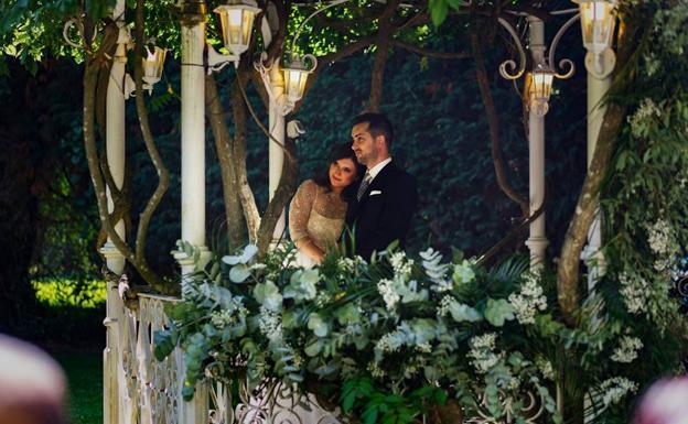 La idílica boda Valeria y Juanjo.