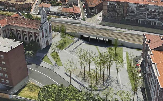 El Ayuntamiento de Valladolid adjudica en 2,12 millones las obras de la plaza Rafael Cano