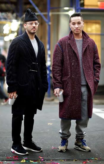 Esteban Gomez & Phillip Lim