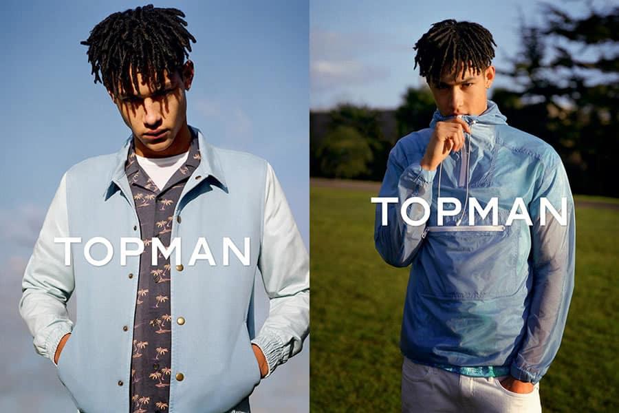 Topman Summer 2015 Advertising Campaign  FashionBeanscom