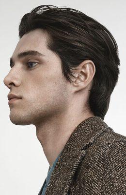 Mens Medium Length Wavy Hair Cuts