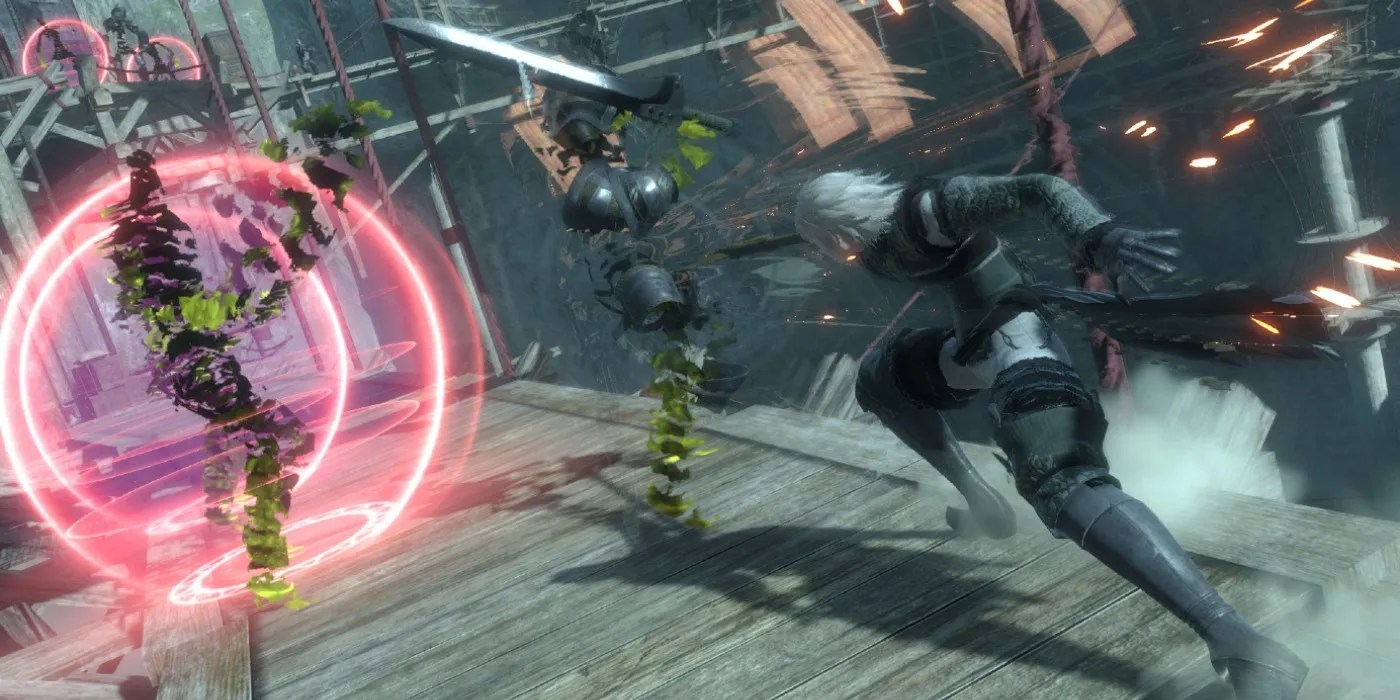 Nier Replicant Remaster Release Date and Collector's Edition Announced