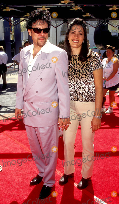 Photos And Pictures A Simple Wish Premiere In LA Robert Pastorelli And Girlfriend Charemon