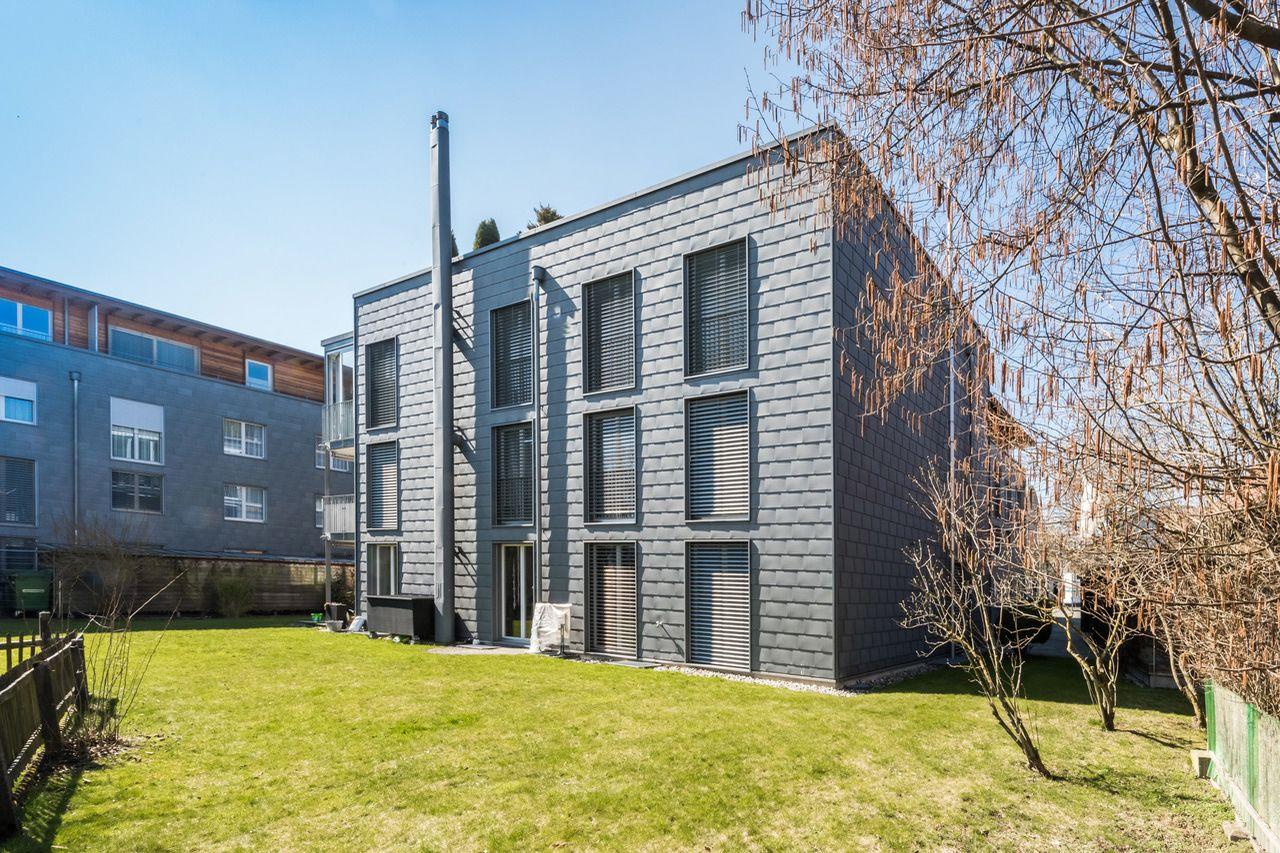 Uhr & Partner Immobilien Ag - Wintergarten-Balkon: Hindernisfrei Im