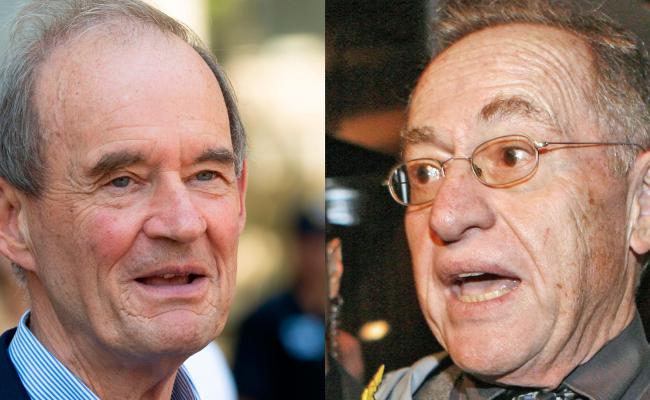 David Boies Files Defamation Suit Against Dershowitz Over