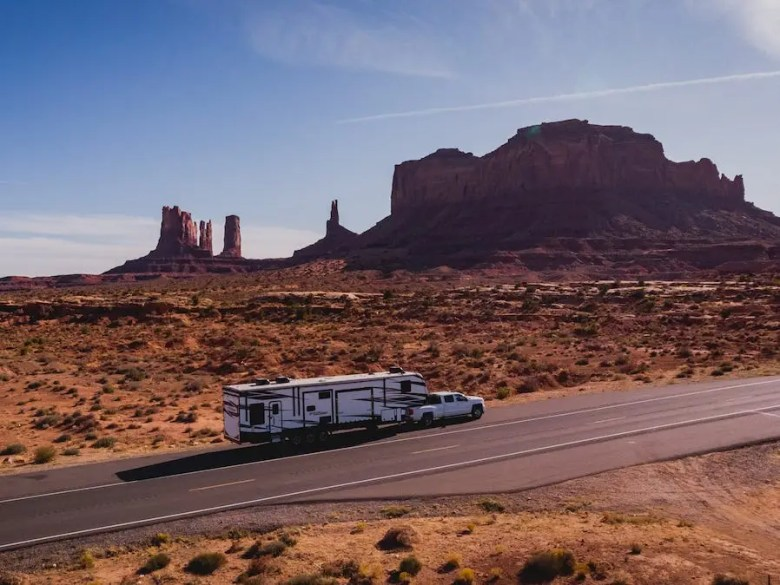 Tink Monument Valley Where Wild Ones Roam