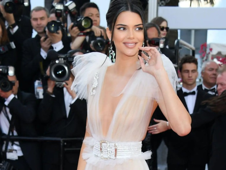kendall jenner 2018 cannes